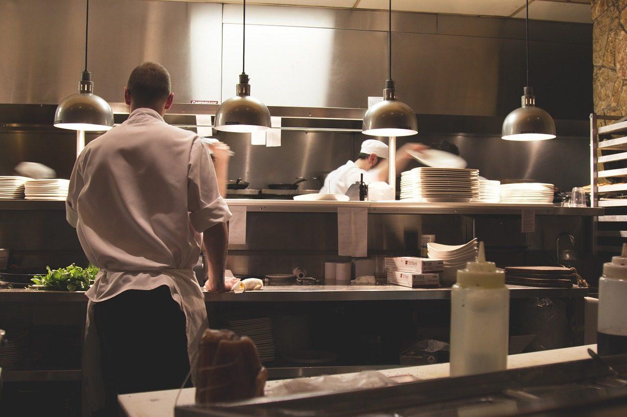 Hvor kan du have køkkenudstyr stående?