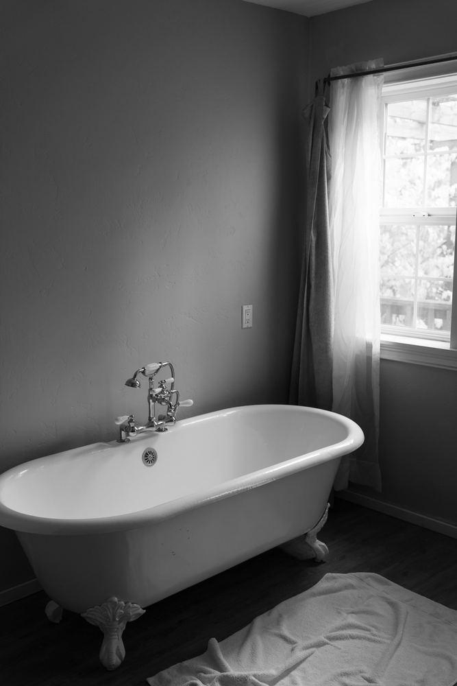 Få badekarret til at stråle med maling af badekar